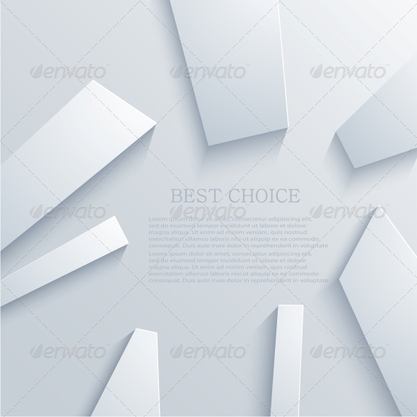 Vector Modern Abstract Background - Backgrounds Business