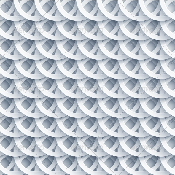 Vector Circle Abstract Background - Backgrounds Business