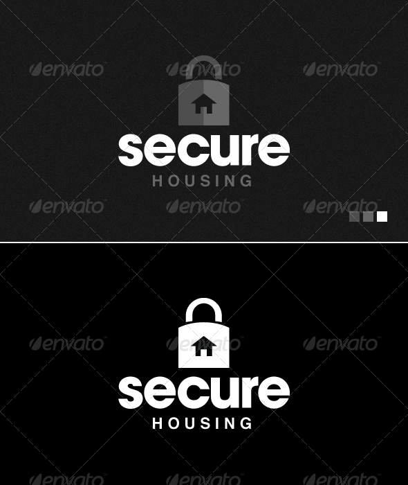 Secure Housing - Logo Template - Symbols Logo Templates