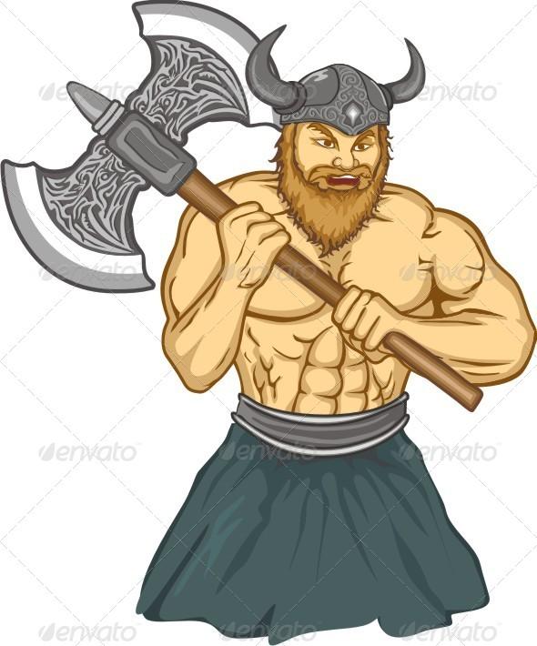 Viking - People Characters