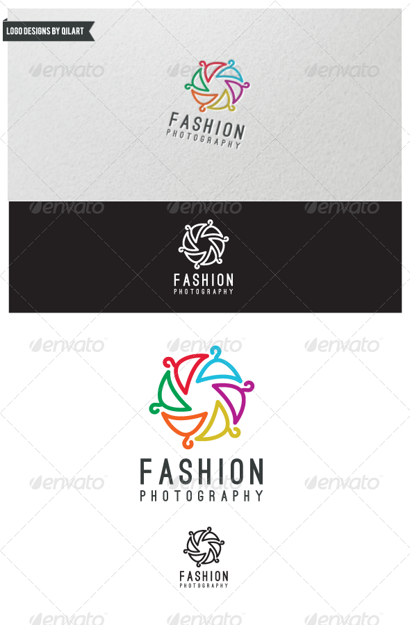 Fashion Photography - Abstract Logo Templates