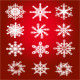 Vector Snowflakes - GraphicRiver Item for Sale