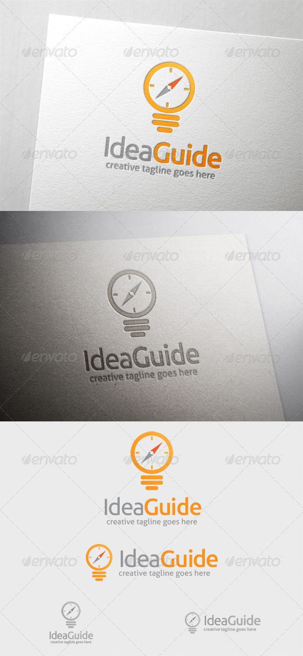 Idea Guide Logo - Symbols Logo Templates