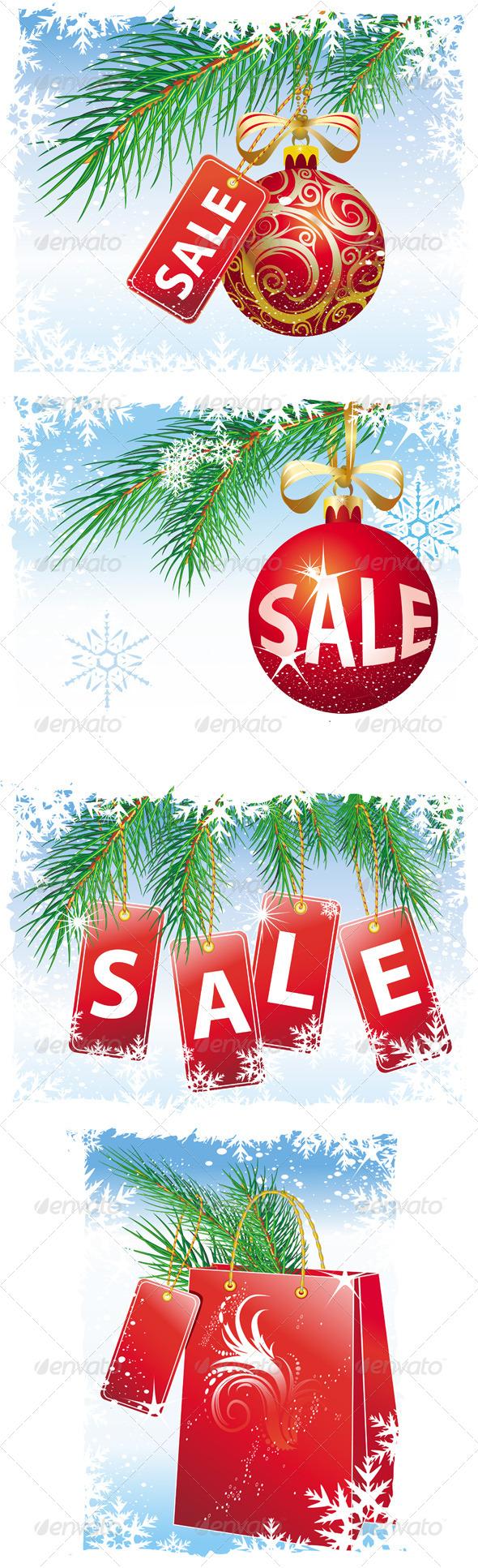 Christmas Sale Set - Christmas Seasons/Holidays