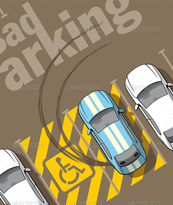 Bad Parking - Conceptual Vectors