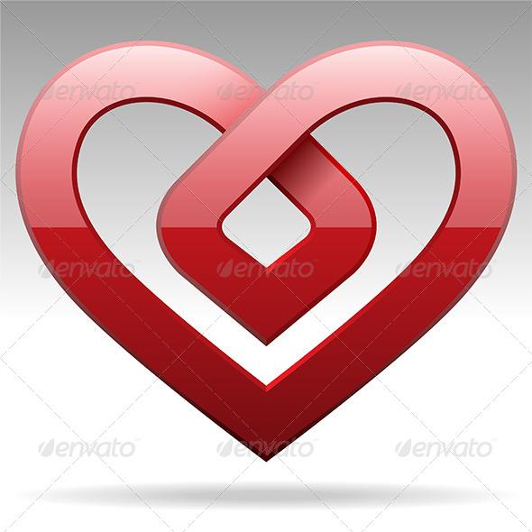 Heart Sign - Valentines Seasons/Holidays