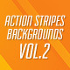 Action Stripes Backgrounds Vol2 - GraphicRiver Item for Sale