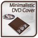 Minimalistic Wedding DVD Cover - GraphicRiver Item for Sale