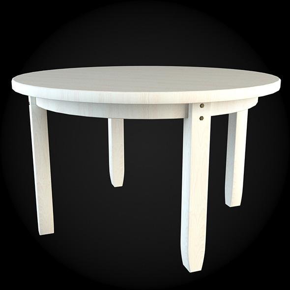 Garden Furniture 016 - 3DOcean Item for Sale