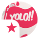 Yolo T-Shirt - GraphicRiver Item for Sale