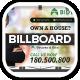 Bid Yup Estate Sale Billboard - GraphicRiver Item for Sale