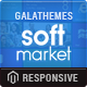 Responsive Magento Theme - Gala SoftwareMarket Nulled