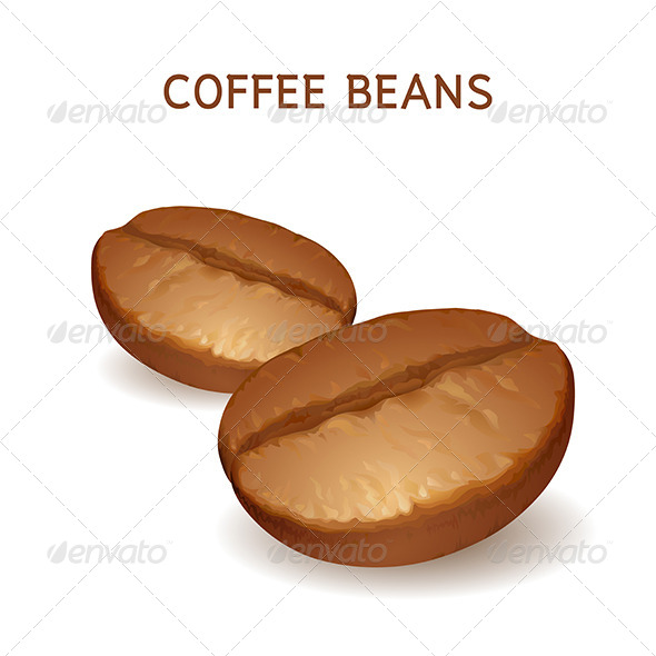 Coffee Beans - Food Objects