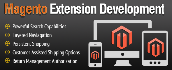 Magento extensions banner
