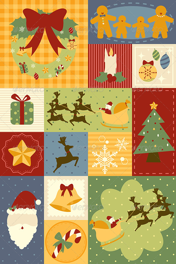 Christmas Decoration Wallpaper - Christmas Seasons/Holidays