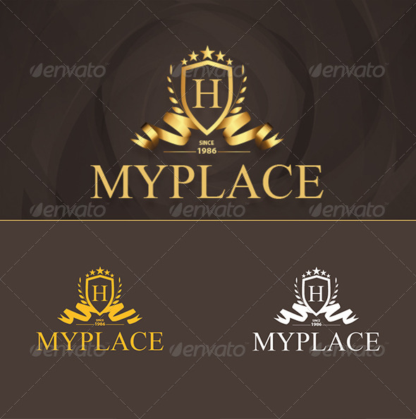 MyPlace Logo Design - Logo Templates