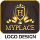 MyPlace Logo Design - GraphicRiver Item for Sale
