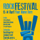 Rock Festival Flyer / Poster CMYK - GraphicRiver Item for Sale