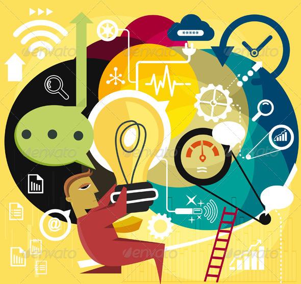 Business Idea Generation Process - Concepts Business