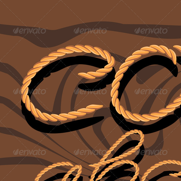 Font Rope