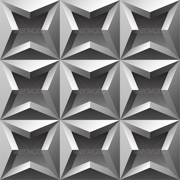 Metallic Seamless Pattern - Patterns Decorative