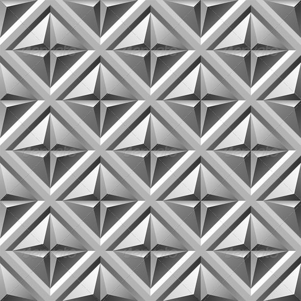 Engraved Seamless Pattern - Patterns Decorative