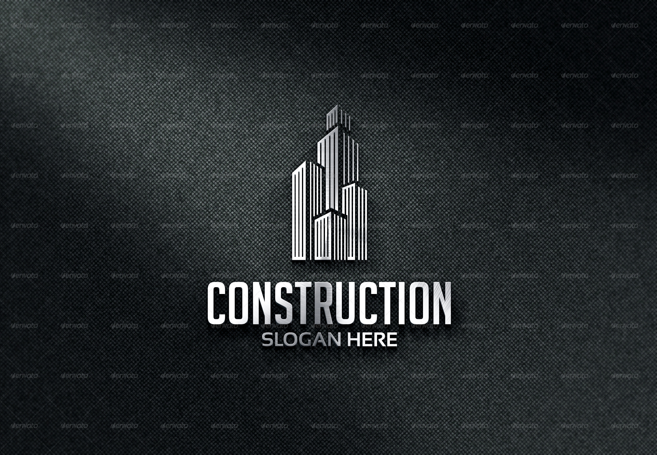 construction logo template by design factory graphicriver