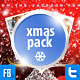 Christmas Social Facebook & Twitter Pack (Bundle)