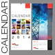 Corporate Wall Calendar 2014 - Portrait - GraphicRiver Item for Sale