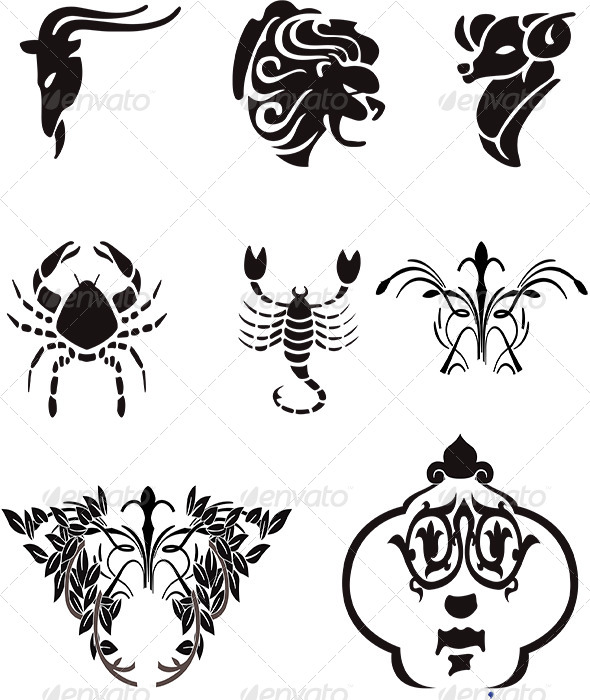 Tattoo Collection  - Tattoos Vectors