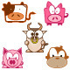 Animal Shapes - GraphicRiver Item for Sale