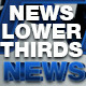 REAL:: News Lower Thirds - VideoHive Item for Sale