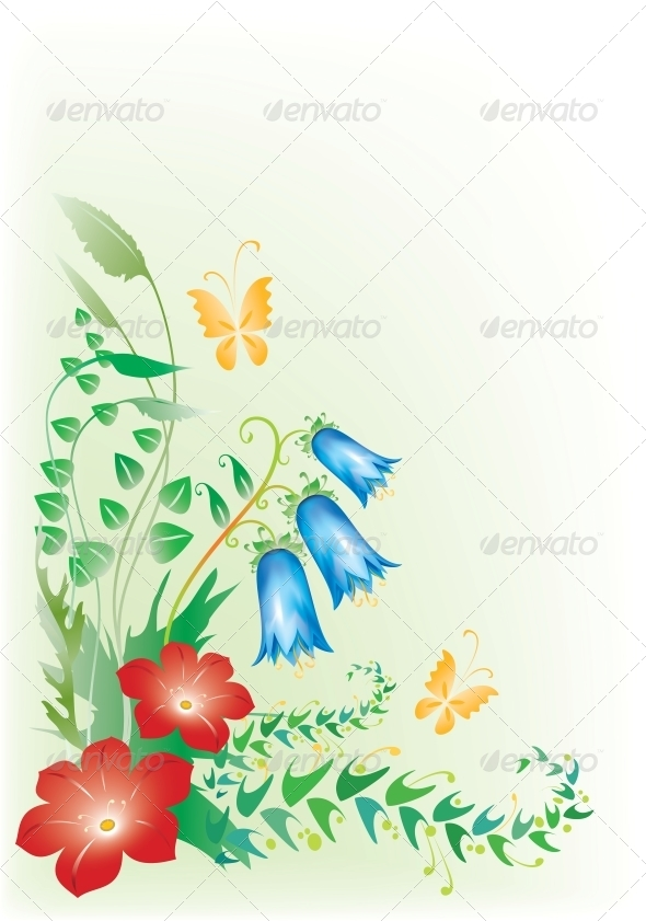 Floral Design - Flowers & Plants Nature