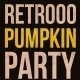 Retro Pumpkin Party Flyer - GraphicRiver Item for Sale