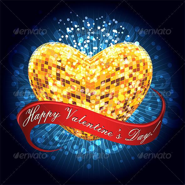 Discoheart - Valentines Seasons/Holidays