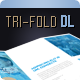 Brochure Tri-Fold DIN Long Series 5 - GraphicRiver Item for Sale