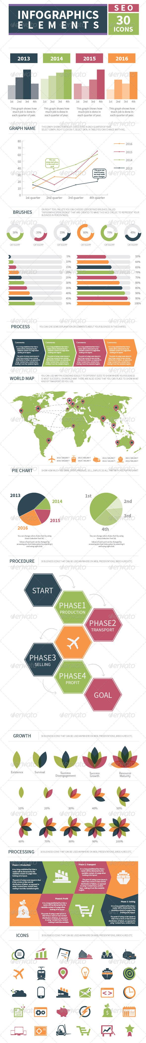 Infographics Business - Infographics