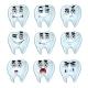 Set of Cartoon Dent Smiles - GraphicRiver Item for Sale