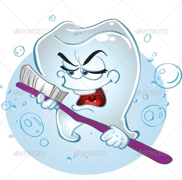 Tooth Singing - Health/Medicine Conceptual