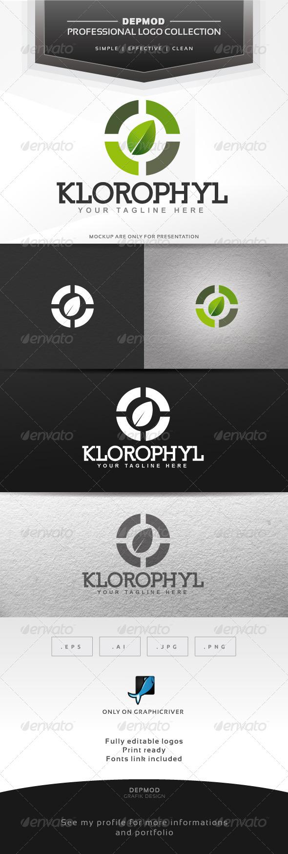 KIorophyl Logo - Symbols Logo Templates
