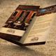 Mountain Lodge Trifold Brochure