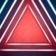 Retro Geometric Background Hipster Theme
