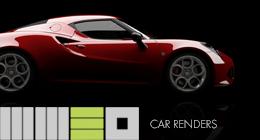Automotive Renders