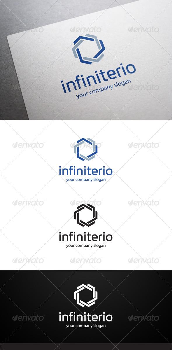 Infiterio Logo - Abstract Logo Templates