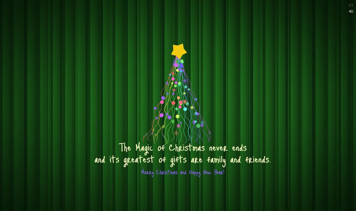 Wp Christmas Ecard By Anatolfisher Codecanyon