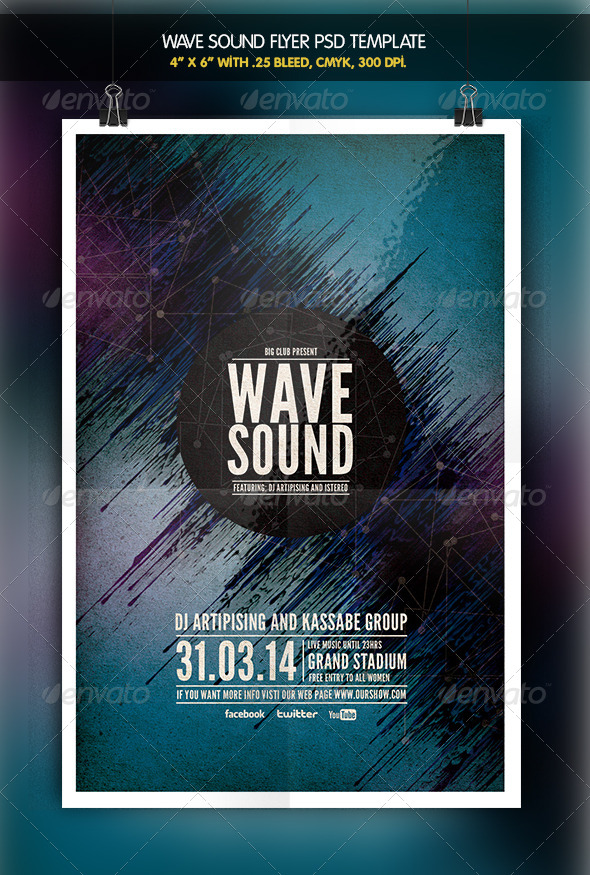 Wave Sound Party - Clubs & Parties Events