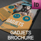 Gadgets Gizmo Shop Brochure - GraphicRiver Item for Sale