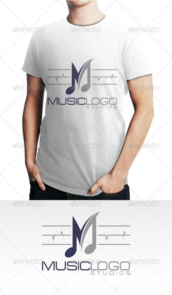 Music Logo Template - Abstract Logo Templates