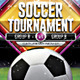 Soccer Flyer - GraphicRiver Item for Sale