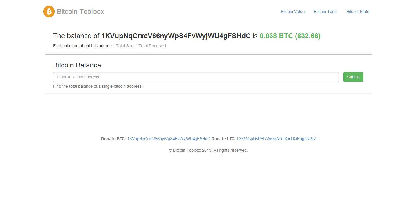 Who Created Bitcoin Mine Get Bitcoin Address Balance